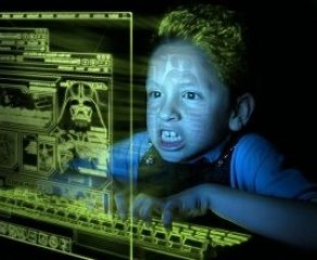 """Хүүхдийн тасгаас """"Дэлгэцийн донтолт"""" сэдвээр мэдээлэл өглөө."""